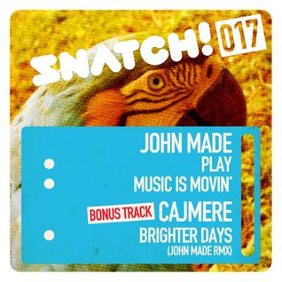Cajmere_Brighter days_John Made Rmx