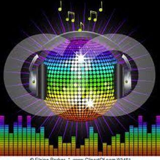 dans la discotheque Mix