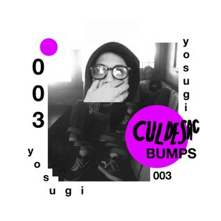 "BUMPS 003 :Yosugi ""Palace/Troubles""."