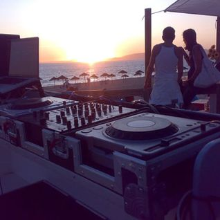 MisterP. Live At Comporta Cafe - Sunset  Agosto 2012-1