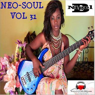 NIGEL B (NEO SOUL 31)(FEMALE)