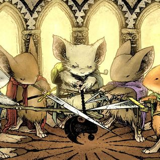 RadioPG 35 13ABR - MOUSE GUARD PARTE 1