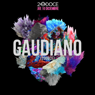 Gaudiano Warm Up Set @ 20doce (10.12.2015)