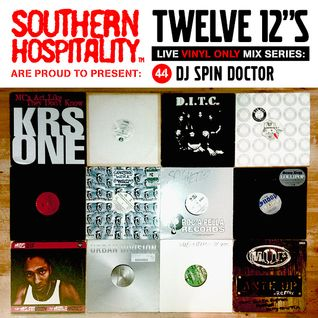 DJ Premier 12 Twelves - By Spin Doctor