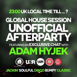 GHS Unofficial Afterparty with Adam Hyjek Interview 27th Jan 2016