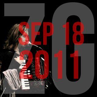 Podcast 18 de septiembre 2011