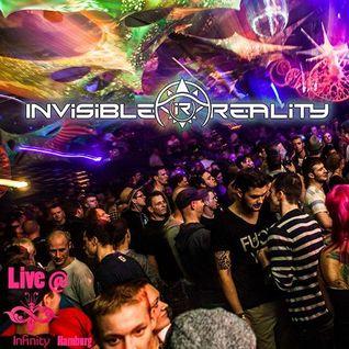 Invisible Reality Live at Infinity Hamburg 06 Dec 2014