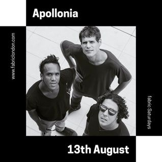 Apollonia Recorded Live At fabric's 16th Birthday