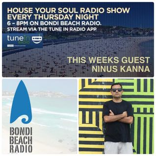 HYS Show On Bondi Beach Radio with GK and Ninus Kanna 1.9.16