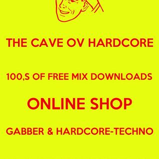 DJ Terror Gabber Studio Mix April 2012