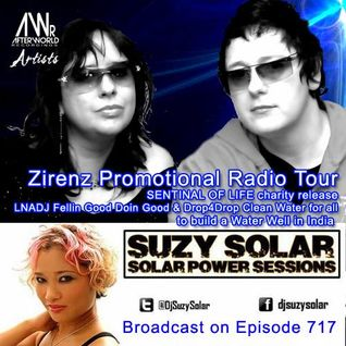 Solar Power Sessions 717 - Suzy Solar and Zirenz