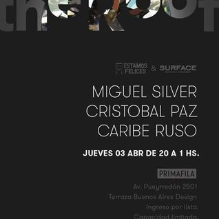 Caribe Ruso  | High On The Roof  | 03.04.2014