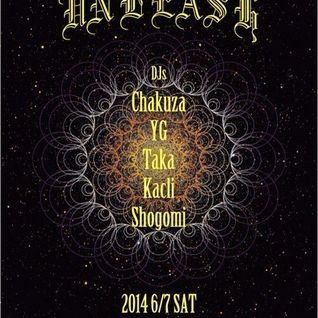 DJ Set By Unleash 2014.06.07 @Quark