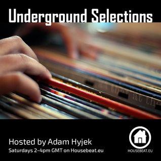 Underground Selections: Volume LXVI [10/15/16]