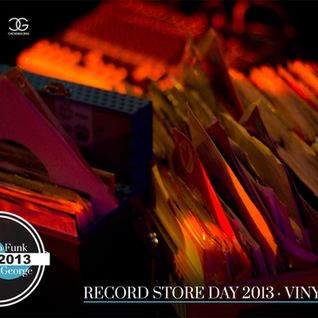 DJs Chorizo Funk & Chicken George - Record Store Day 2013 Vinyl Mix