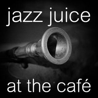 jazz juice at the café