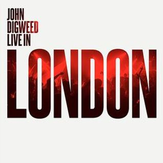 John Digweed - Live in London CD1 and CD2 minimix EXCLUSIVE