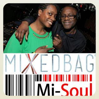 Marcia's MiXedBag Xtra [NO ADVERTS] |cover for Booker T | 13-10-16 | Mi-Soul radio