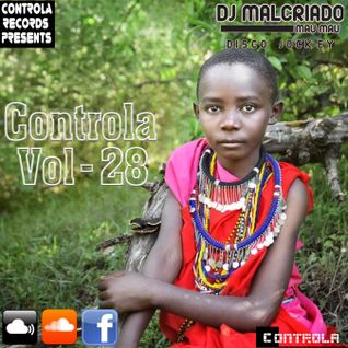 Controla Vol. 28 - Dj. Malcriado [Mau Mau]