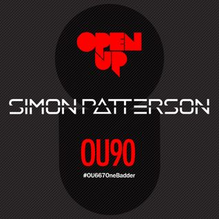 Simon Patterson - Open Up - 090