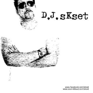 DJ sKset - summer house lovers E8-2012