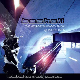Boshell - Microsysm Radio Dec 2012