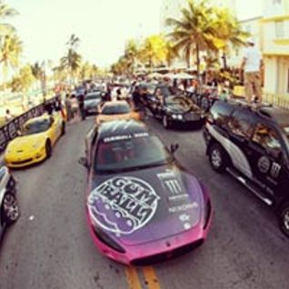 IGOR MARIJUAN - GUMBALL 3000 @ MARINA IBIZA - 11TH JUNE 2014