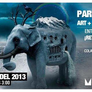 Vintech Dj´s : PARNASSE / MORODER SOUND CLUB (Madrid-SPAIN) / 06 01 2013