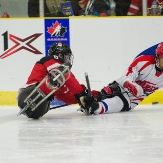Sporting Tracks - Sledge Hockey