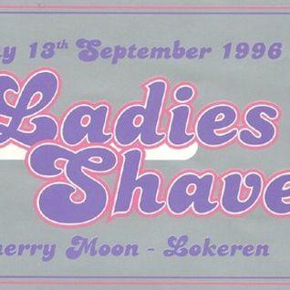 "Miss Djax at ""Ladies Shave"" @ Cherry Moon (Lokeren - Belgium) - 13 September 1996"