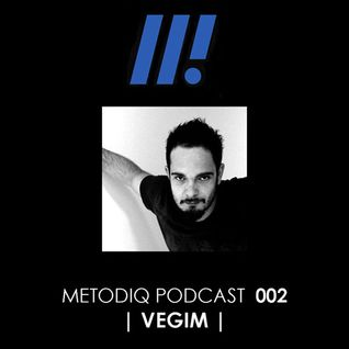 Metodiq Podcast 002 with Vegim