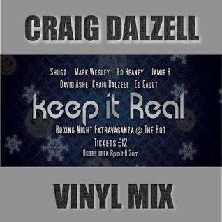 """""""Keep It Real"""" @ The Bot, Belfast 26.12.15 (Vinyl Mix)"""