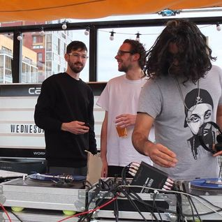 Kutmah, 92 Points and You'll Soon Know B2B (Live From Dalston Roof Park) - 9th July 2014