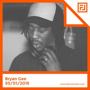 Bryan Gee - FABRICLIVE Promo Mix (Jan 2015)