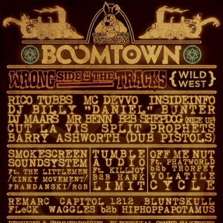 DJ Maars- Boomtown Set 2016