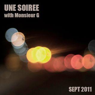 Une Soirée With Monsieur G #Sept 2011# Special Royksopp