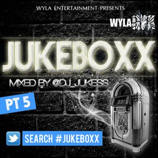 #Jukeboxx Part 5 - The Lost Tapes Mixed by @DJ_Jukess