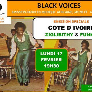 #71-Émission Spéciale- ZIGLIBITHY & AFRO FUNK 70's (IVORY COAST)
