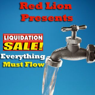 Red Lion Liquid Funk DnB Mix - Liquidation Sale Everything Must Flow