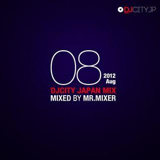 DJCITY 2012 August Top50 MIX by Mr. Mixer