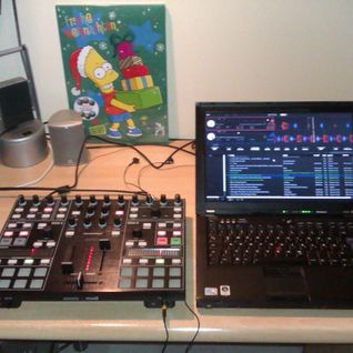 Little Experimental House-Set With New Novation Twitch