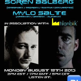 The Future Underground Show With Soren Aalberg, Mylo Salte And Nick Bowman