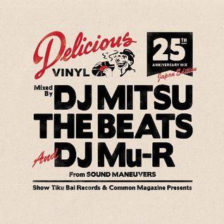 DJ Mitsu the Beats & DJ Mu-R - Delicious Vinyl 25th Anniversary Mix