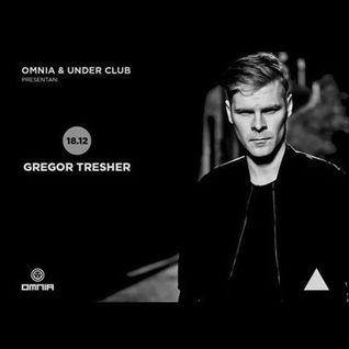 Gregor Tresher - Live @ Underclub (Buenos Aires, Argentina) - 18.12.2014