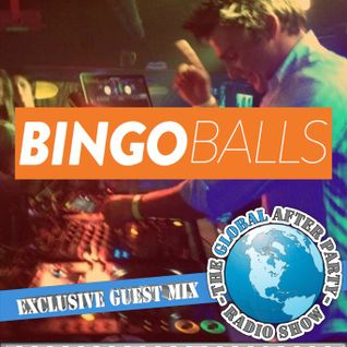 The Global After Party Radio Show 09-29-2012 HR 2 with Bingo Balls.