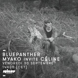 BluePanther: Myako invite Celine - 30 Septembre 2016