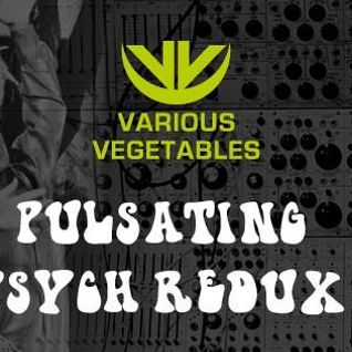 Future Music FM VegRadio #15 - Pulsating Psych Redux