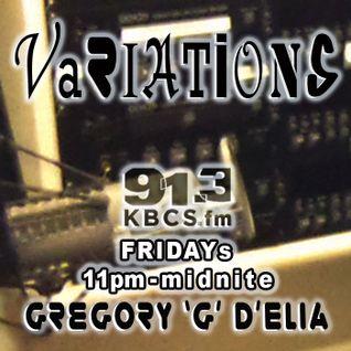 VARIATIONS 11.09.2012