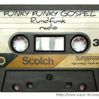 Funky funky gospel