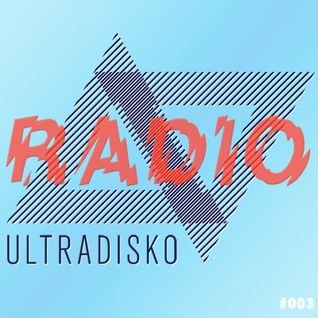 ultraDisko Radio with Keyboard Masher
